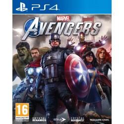 Marvel's Avengers PL [PS4] NOWA
