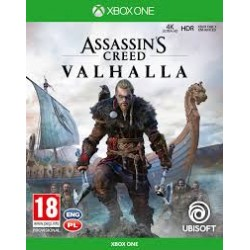 Assassin's Creed: Valhalla PL [PS4] NOWA