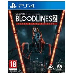 Vampire The Masquerade Bloodlines 2 PL [PS4] NOWA
