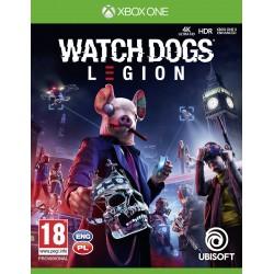 Watch Dogs Legion PL [PS4] NOWA
