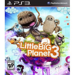 LittleBigPlanet 3 [PS3] NOWA