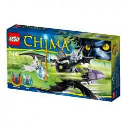 LEGO: Chima - Pojazd Braptora LEG70128