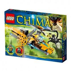 LEGO: Chima - Pojazd Lavertusa LEG70129