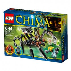 LEGO: Chima - Pajęczy ścigacz Sparratusa LEG70130