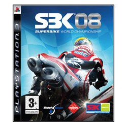 SBK 08: Superbike World Championship 08 [PS3] UŻYWANA