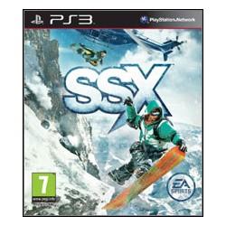 SSX [PS3] UŻYWANA