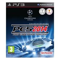 Pro Evolution Soccer 2014 [PS3] UŻYWANA