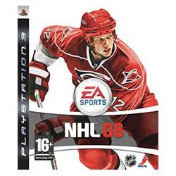 NHL 08 [PS3] UŻYWANA