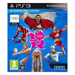 London 2012: The Official Video Game of the Olympic Games [PS3] UŻYWANA