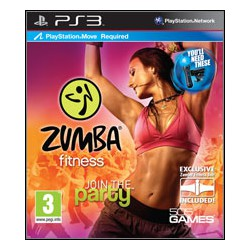 Zumba Fitness - Join the party + pas [PS3] NOWA
