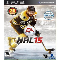 NHL 15  [ps3] NOWA