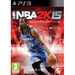 NBA 2K15 [PS3] NOWA