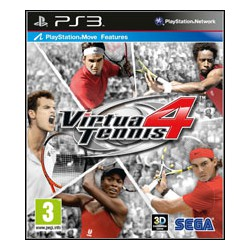 Virtua Tennis 4 [PS3] NOWA