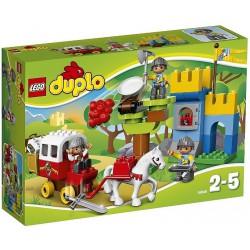 LEGO: Duplo - Zamek: Wielki skarb LEG10569