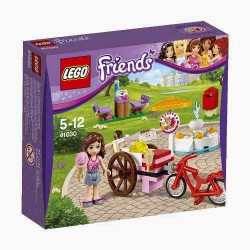 LEGO: Friends - Stoisko z lodami LEG41030