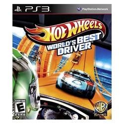 Hot Wheels: World's Best Driver [PS3] NOWA