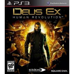 Deus Ex: Human Revolution ENG [PS3] UŻYWANA