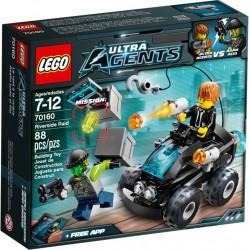 LEGO: Ultra Agents - Pościg quadem LEG70160