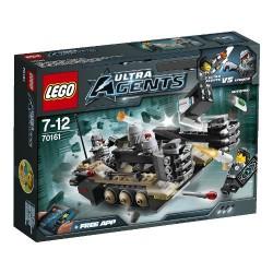 LEGO: Ultra Agents - Pojazd gąsienicowy LEG70161