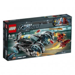 LEGO: Ultra Agents - Kabriolet agenta LEG70162