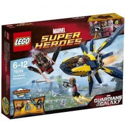 LEGO: Super Heroes - Kosmiczny Starblaster LEG76019
