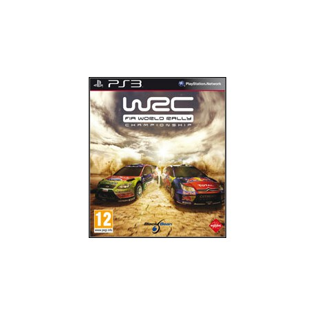WRC: FIA World Rally Championship [PS3] UŻYWANA