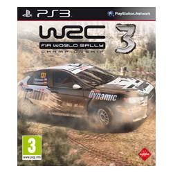 WRC 3 [PS3] +kierownica NOWA