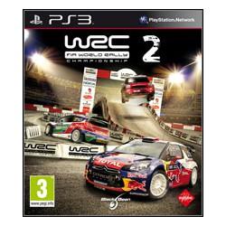 WRC 2 [PS3] UŻYWANA