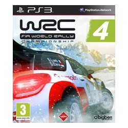 WRC: FIA World Rally Championship 4 [PS3] UŻYWANA