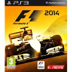 F1 2014 [PS3] UŻYWANA