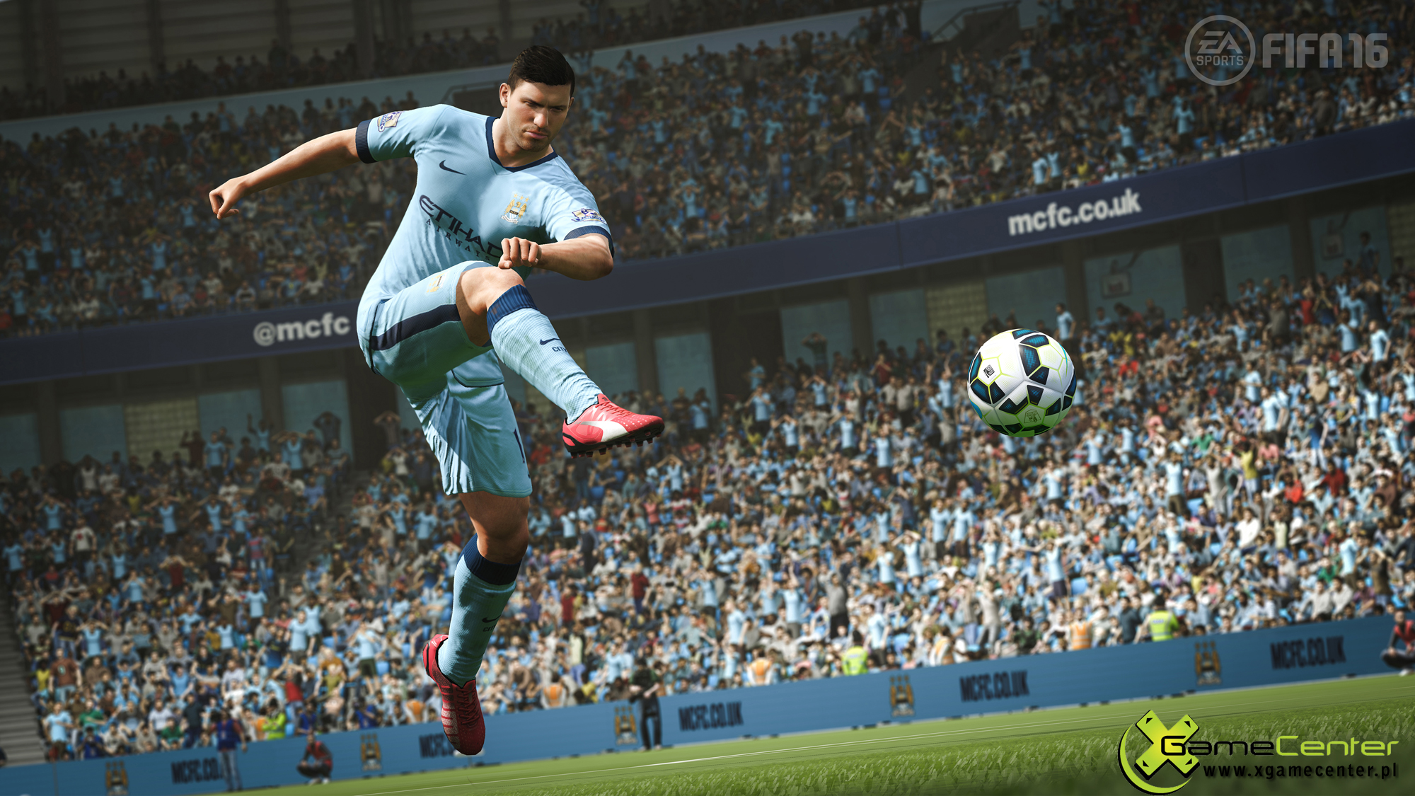 FIFA16 XboxOne PS4 E3 Aguero2 HR screen xgamecenter