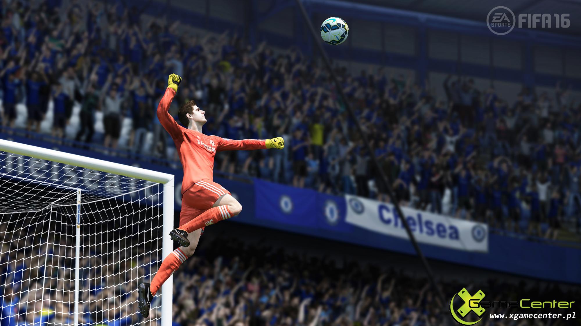 FIFA16 XboxOne PS4 E3 Courtois HR screen xgamecenter