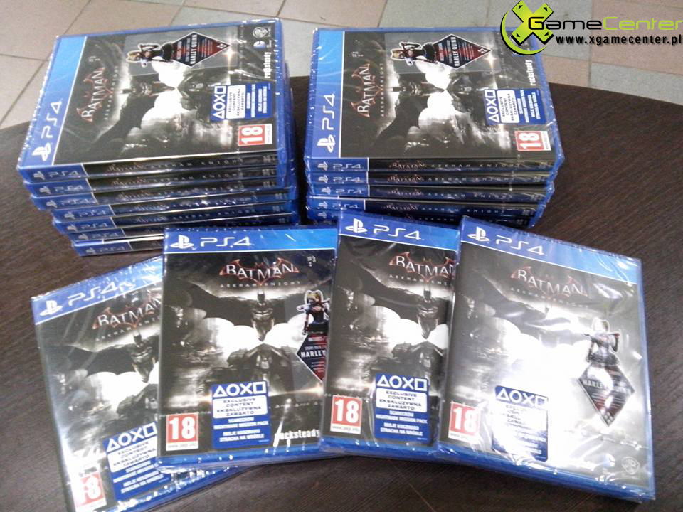 batman arkham knight ps4 xone xgamecenter