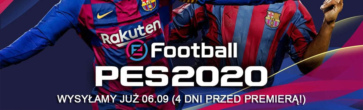 Pro Evolution Soccer 2020 - wysyłamy już 4 dni przed premierą! Tylko w xGameCenter